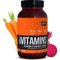QNT Daily Vitamins Συμπλήρωμα Διατροφής Με Βιταμίνες & Μέταλλα 60 Κάψουλες