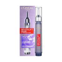 L'Oreal Paris Revitalift Filler Renew Αντιγηραντικός Ορός Προσώπου για Σφριγηλότητα, με Υαλουρονικό Οξύ 16ml