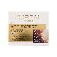 L'Oreal Paris Wrinkle Expert 65+ Αντιρυτιδική Κρέμα Ημέρας Spf20 50ml