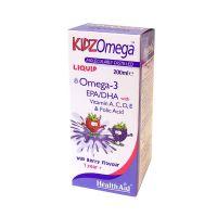 Health Aid Kidz Omega Liquid από 1+ χρονών 200ml