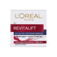 L'oreal Paris Revitalift Classic Αντιρυτιδική & Συσφικτική Κρέμα Νυκτός 50ml