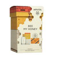 Apivita Bee My Honey Set Με Eau De Toilette Κολώνια 100ml & Φυσικό Σαπούνι Με Μέλι 125gr