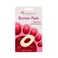 Carnation Felt Bunion Rings Αυτοκόλλητα Προστατευτικά για τα Δάχτυλα των Ποδιών 4τμχ
