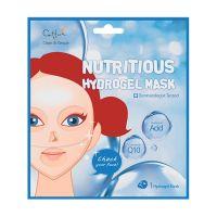 Cettua Nutritious Hydrogel Mask Μάσκα Προσώπου Βαθιάς Ενυδάτωσης & Θρέψης 1τμχ
