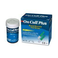 ON Call Plus Ταινίες Μέτρησης Σακχάρου 50τμχ