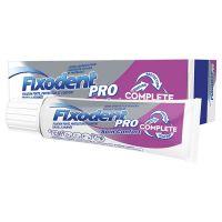 Fixodent Pro Complete Στερεωτική Κρέμα Για Τεχνητές Οδοντοστοιχίες 47g