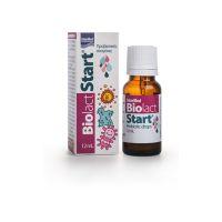 Biolact Start Προβιοτικές Σταγόνες Για Την Επαναφορά & Διατήρηση Της Χλωρίδας Του Εντέρου 12ml