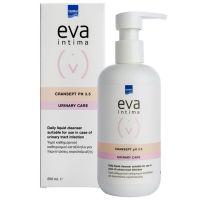Eva Intima Cransept Ph3.5 Καθημερινός Καθαρισμός Ευαίσθητης Περιοχής Σε Περιπτώσεις Επαναλαμβανόμενων Ουρολοιμώξεων 250ml