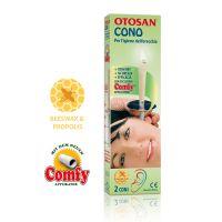 Otosan Cono Κώνος Καθαρισμού Ακουστικής Κοιλότητας 2τμχ