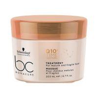 Schwarzkopf Professional BC Bonacure Q10+ Time Restore Μάσκα για Ώριμα & Εύθραυστα Μαλλιά 200ml