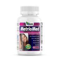 AMS Metriomed Συμπλήρωμα Διατροφής για την Βελτίωση της Ενδομητρίωσης 60caps