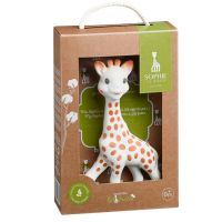 Sophie La Girafe So Pure Σόφι η Καμηλοπάρδαλη από Φυσικό Καουτσούκ 1τμχ