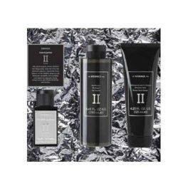 Korres Premium L'eau De Parfum ΙI for Him 50ml & After Shave 125ml & Shower Gel 250ml
