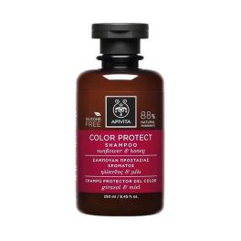 Apivita Color Protect Σαμπουάν Για Βαμμένα Μαλλιά Με Ηλίανθο & Μέλι 250ml