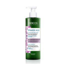 Vichy Dercos Nutrients Vitamin A.C.E Σαμπουάν Λάμψης Για Θαμπά & Άτονα Μαλλιά 250ml