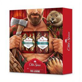 Old Spice Bearglove Lumberjack Set ΜεΑντιιδρωτικό Αποσμητικό Σπρέι 150ml & Αφρόλουτρο Σώματος-Μαλλιών 2 Σε 1 250ml