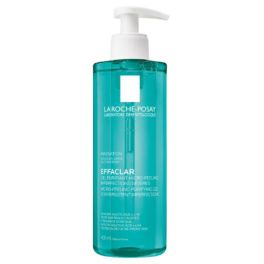 La Roche-Posay Effaclar Αφρώδες Τζελ Καθαρισμού & Απολέπισης Προσώπου/Σώματος Για Λιπαρό/Ακνεϊκό Δέρμα 400ml