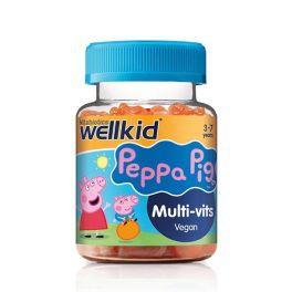 Vitabiotics Wellkid Peppa Pig Multi-vits 30softgels