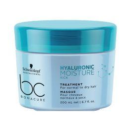 Schwarzkopf Professional BC Bonacure Hyaluronic Moisture Kick Ενυδατική Μάσκα Μαλλιών Με Υαλουρονικό Οξύ 200ml