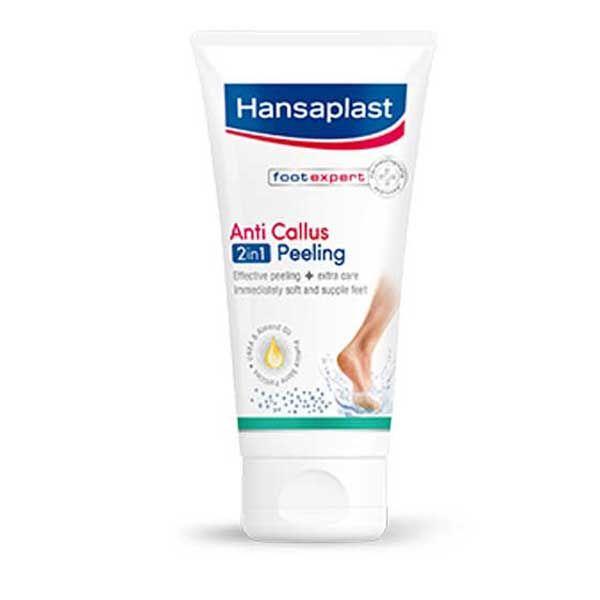 Hansaplast Κρέμα Απολέπισης & Ενυδάτωσης Κατά Των Κάλλων 75ml