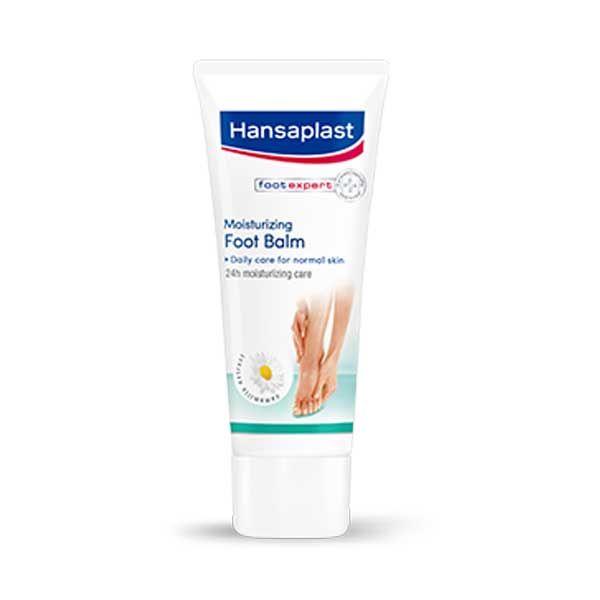 Hansaplast Soft Feeling Υδατική Κρέμα Ποδιών 75ml