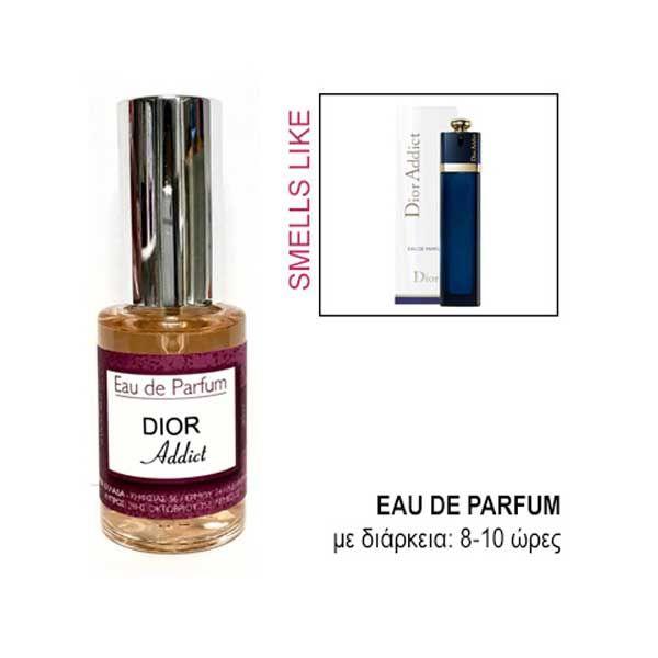 Eau De Parfum For Her Smells Like Dior Addict 30ml