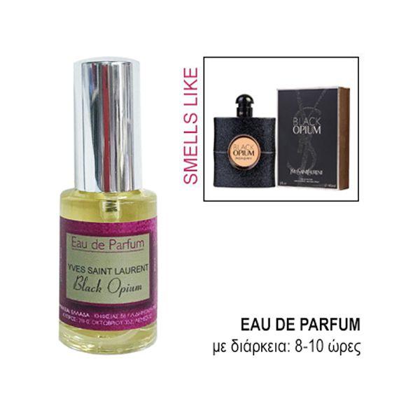 Eau De Parfum Premium For Her Smells Like Yves Saint Laurent Black Opium 30ml