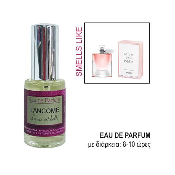Eau De Parfum Premium For Her Smells Like Lancome La Vie Est Belle 30ml