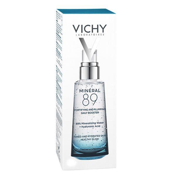 Vichy Mineral 89 Ενυδατικό Booster Προσώπου Τόνωσης, Ενυδάτωσης & Λάμψης Για Όλες Τις Επιδερμίδες 75ml