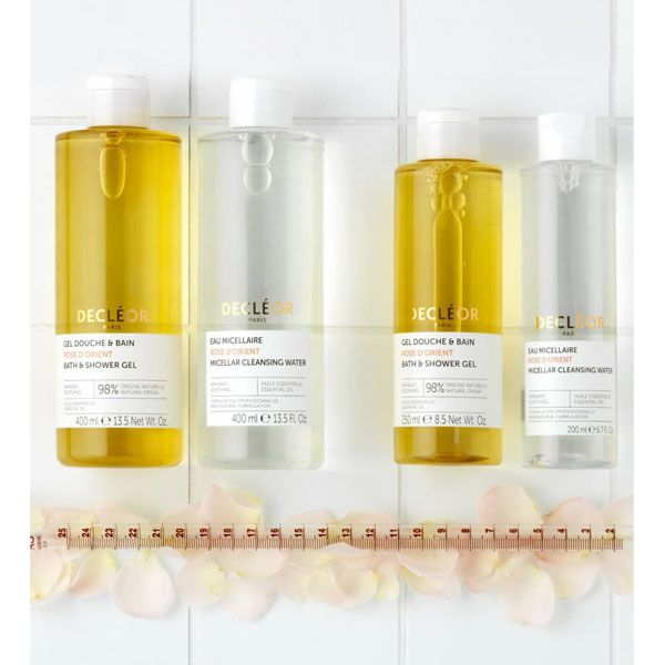 Decleor Rose Damascena Micellar Cleansing Water 400ml