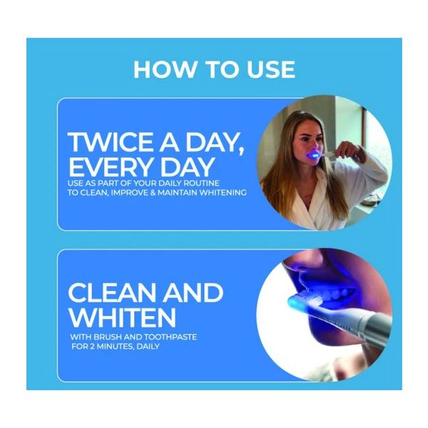 STYLSMILE Teeth Whitening Toothbrush Kit